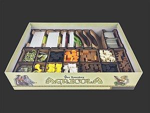 Organizador (Insert) para Agrícola (Edição Revisada)