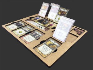 Kit Dashboard para Elder Sign (4 unidades) - SEM CASE