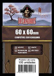 Sleeve Customizado - Kanagawa (60x60)
