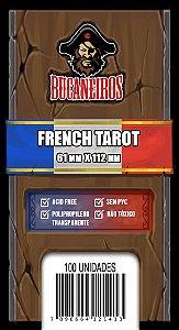 SLEEVE FRENCH TAROT (61X112)