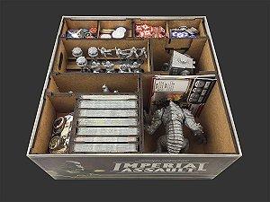 Organizador (Insert) para Star Wars Imperial Assault e Jabbas Realm