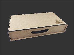 Kit Dashboard para Clans of Caledonia (4 unidades) - COM CASE (2ª tiragem)