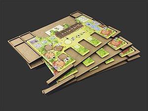 Kit Dashboard para La Granja - (4 Unidades)