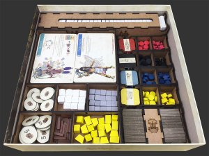 Organizador (insert) Para Teotihuacan (2ed)