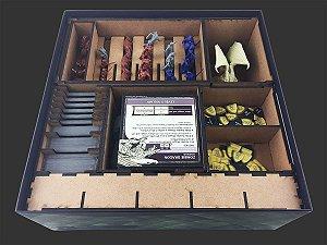 Organizador (Insert) para Dungeons & Dragons: Castle Ravenloft - Board Game