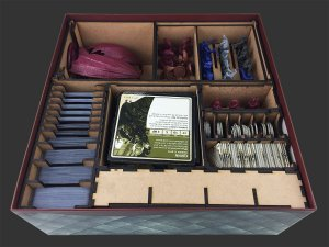 Organizador (Insert) para Dungeons & Dragons: Wrath of Ashardalon - Board Game