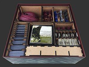 Organizador (Insert) para Dungeons & Dragons: Wrath of Ashardalon - Board Game
