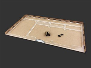 Kit Dashboard para Zombicide PREMIUM (6 Unidades) - SEM CASE