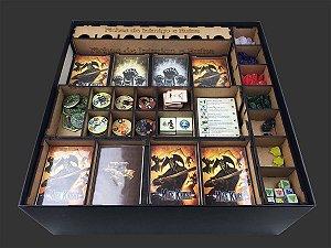 Organizador (Insert) para Mage Knight - Edição Definitiva