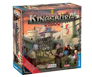 Kingsburg (Segunda Edição) (COM INSERT EM MDF)