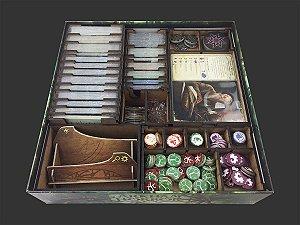 Organizador (insert) para Arkham Horror (Modelo 1)