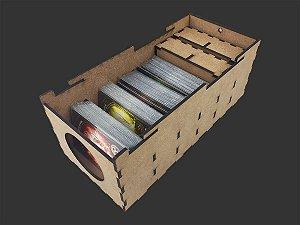 Caixa organizadora para Keyforge