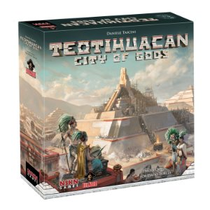 COMBO: Teotihuacan + Expansão Late Preclassic Period + Promos + Insert