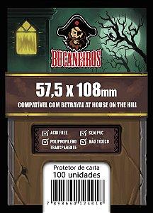 Sleeve Customizado - Betrayal At the House of Hill (57,5 x 108)