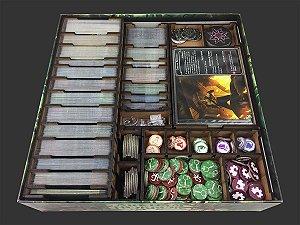 Organizador (insert) para Arkham Horror (Modelo 2)