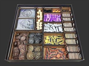 Organizador (insert) para Brass: Birmingham