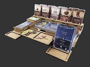 Kit Dashboard para Gloomhaven (4 Unidades) - SEM CASE (Versão Nacional)