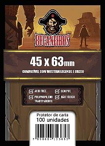 Sleeve FIT Customizado para Western Legends / Cuzco (45x63)