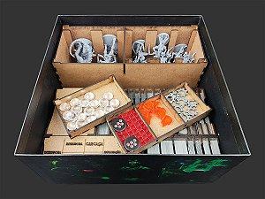 Organizador (insert) para Nemesis - Jogo Base (Versão Nacional)