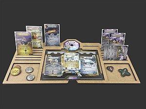 Dashboard unitário para Sword & Sorcery