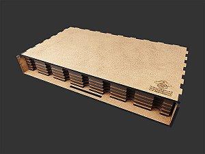 Kit Dashboard para Projeto Gaia (5 unidades) - COM CASE