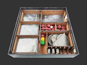 Organizador (insert) para Bloodborne: The Card Game