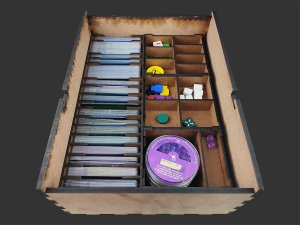 Caixa Organizadora Big Box para Pandemic