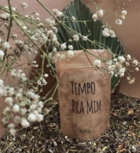 Chá Tempo Para Mim