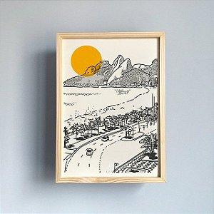 Print A3 - Ipanema