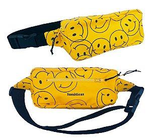 Pochete Amarela Smiles