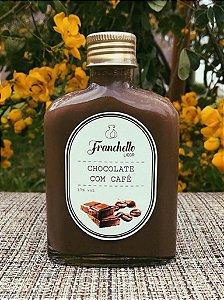 Licor de Chocolate com Café