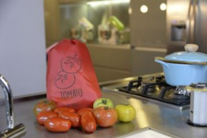 Sacos para conservar Tomate