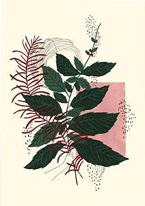 Eu Amuleto | Rosa | Print