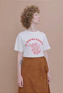 T-shirt To Calma Mas To Nervosa