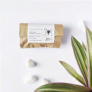 Sabonete e Shampoo Sólido Banho de Ervas | Alecrim e Andiroba