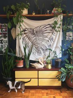 Bandeira Monstera