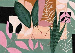 Jardins | Natureza | Quadro A4