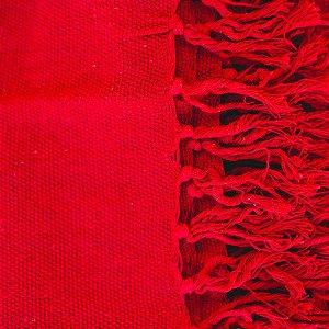Manta Vermelha tamanho M