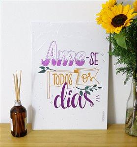 Ame-se todos os dias | PRINT