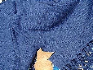 Manta Azul Marinho tamanho P