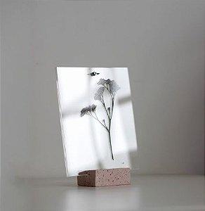 Porta-Retrato - Granilite (Rosa)