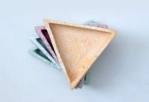 Pratinho Triângulo - Granilite