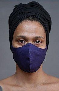 Máscara em Tecido Liso