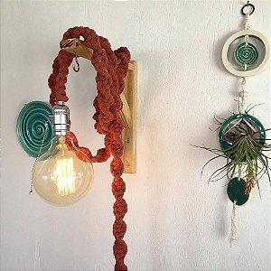 Cordão de Luz Terracota | 300 cm