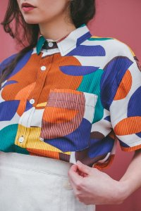 Camisa Agênero Maracatu