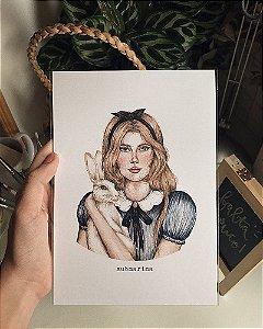 Print Alice