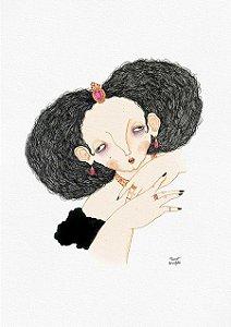 Ruby Darling (A3)