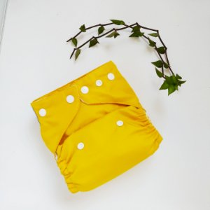 Ecofralda Dois em Um  Amarela