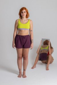Shorts Simone Uva