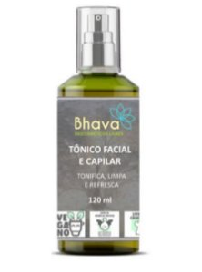 Tônico facial e capilar 120ml